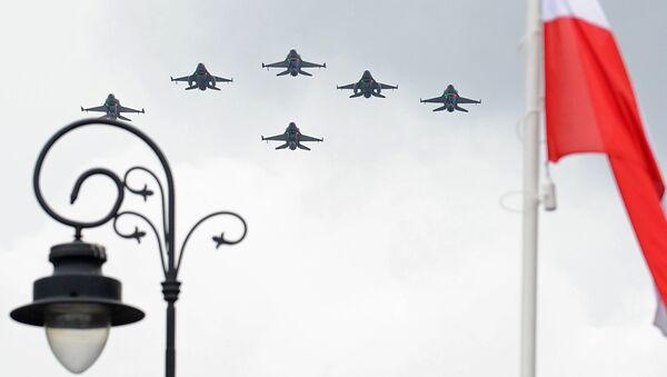 Polonya- F-16 - Sputnik Türkiye