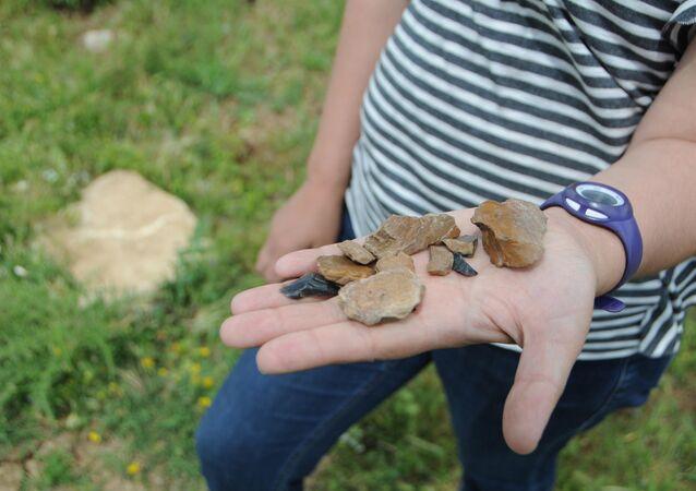 Tunceli'de 1 milyon yıl öncesine ait bulgular elde edildi
