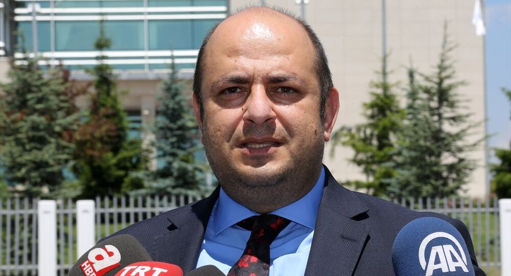 Enis Berberoğlu'nun avukatı Murat Ergün