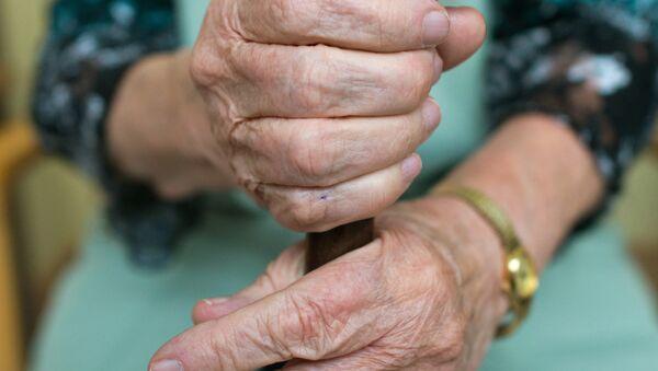 Yaşlı kadın - Sputnik Türkiye