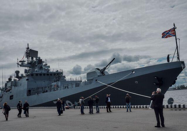 St. Petersburg Uluslararası Deniz Savunma Fuarı 2017
