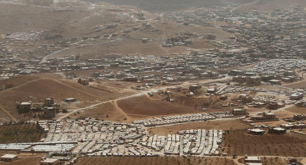 Arsal-mülteci kampları