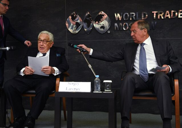 Lavrov ve Kissinger