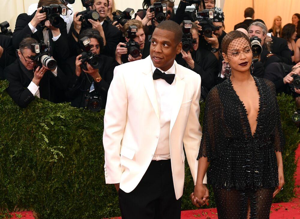 Beyonce-Jay Z