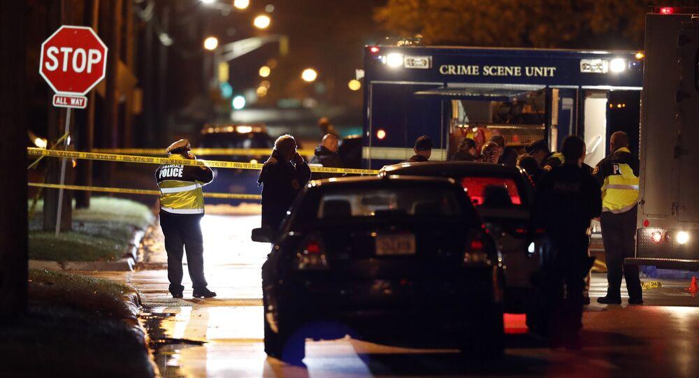 Silahlı saldırı, polis
