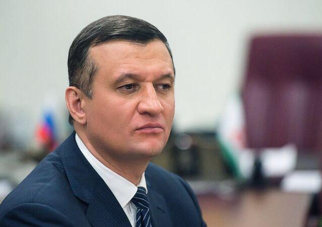 Dmitriy Savelyev
