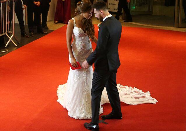 Messi-düğün