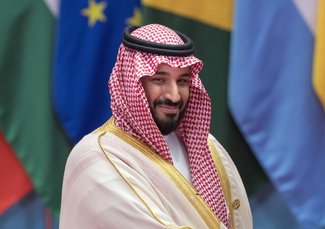 Deputy Crown Prince and Defense Minister of Saudi Arabia Mohammad bin Salman Al Saud