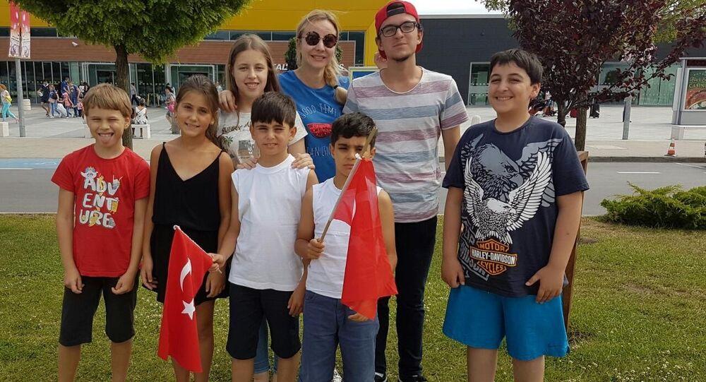 Türkiye'den 6 başarılı çocuk Rosatom Okulu'na gidiyor