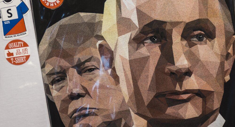 Rusya Devlet Başkanı Vladimir Putin- ABD Başkanı Donald Trump