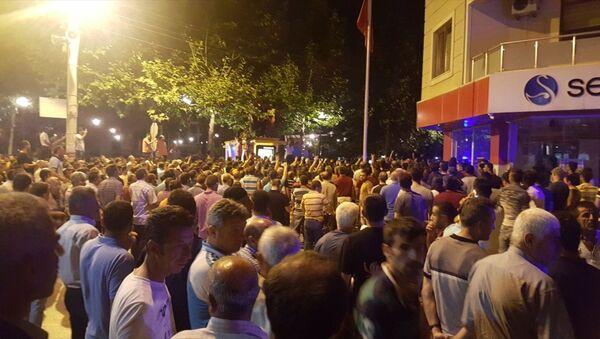 Gemlik'te adliyede saldırı - Sputnik Türkiye