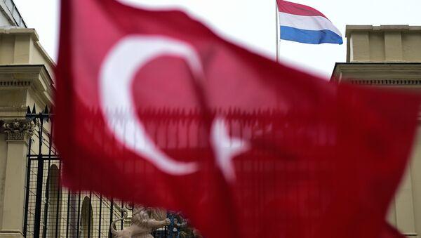 Türkiye-Hollanda - Sputnik Türkiye