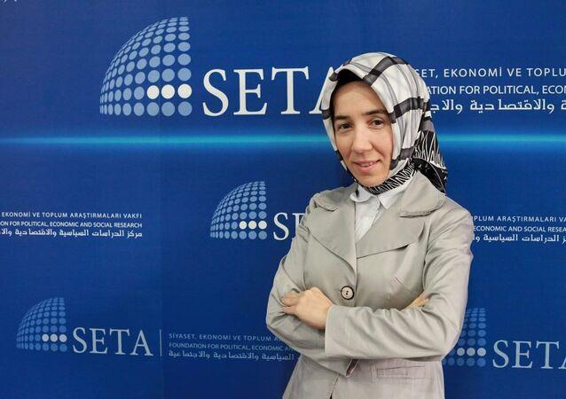 Cumhurbaşkanı Erdoğan'ın ekonomi başdanışmanı Doç. Dr. Hatice Karahan