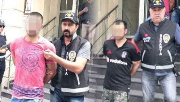 Sakarya'da Suriyeli kadına tecavüz edip öldüren zanlılar - Sputnik Türkiye