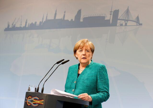 Angela Merkel - G20