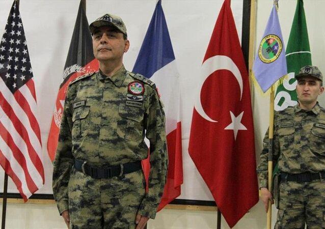 Eski Türk Görev Gücü Komutanı tutuklu Tümgeneral Mehmet Cahit Bakır