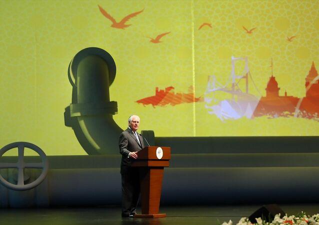 Rex Tillerson -  22. Dünya Petrol Kongresi