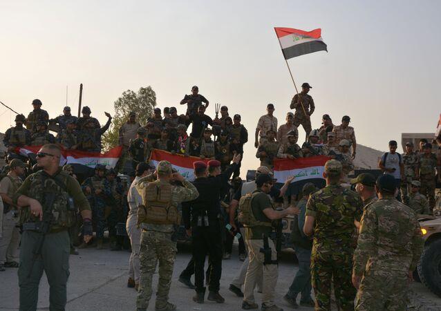 Irak askerleri