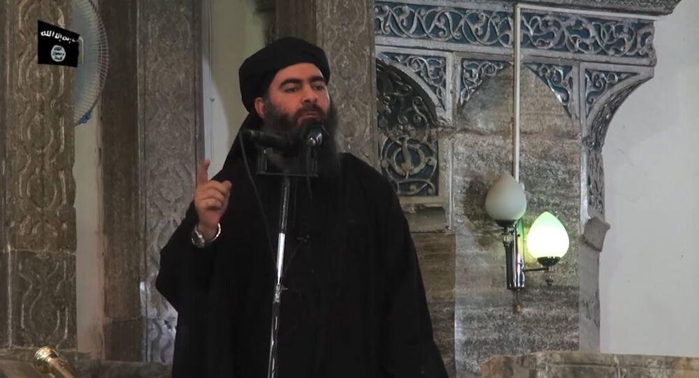 IŞİD lideri Ebu Bekir el Bağdadi