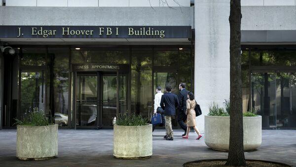 J. Edgar Hoover, FBI binası - Sputnik Türkiye