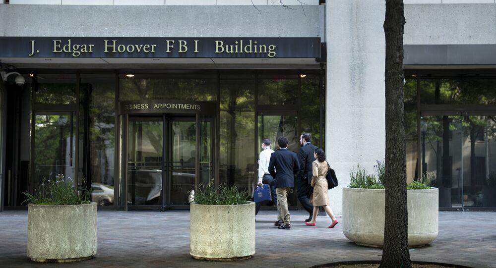 J. Edgar Hoover, FBI binası