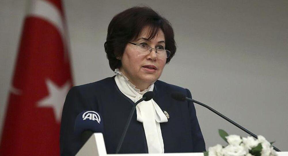 Danıştay Başkanı Zerrin Güngör