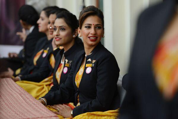 Dünya Hostesler Günü kutlanıyor - Sputnik Türkiye