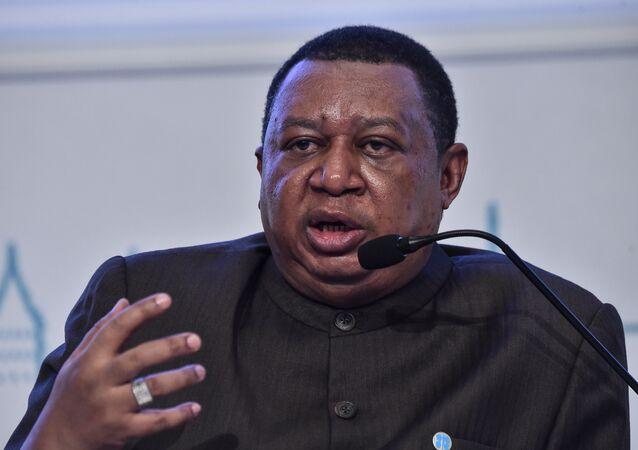 OPEC Genel Sekreteri Muhammed Sanusi Barkindo