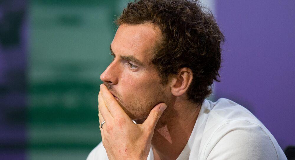 Andy Murray'den cinsiyteçi muhabire tepki