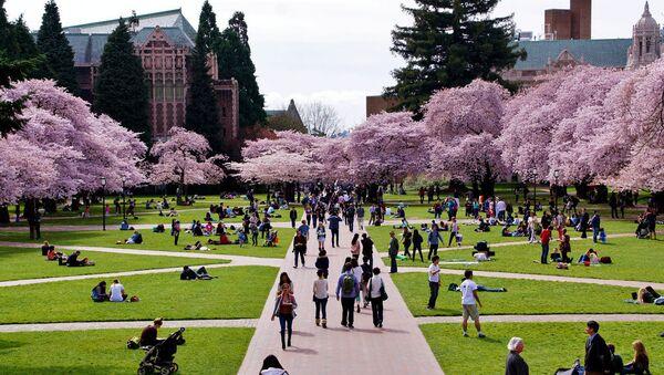 Washington Üniversitesi - Sputnik Türkiye