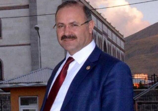 AK Parti Erzurum Milletvekili Orhan Deligöz