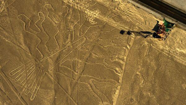 Peru-Nazca Çölü - Sputnik Türkiye
