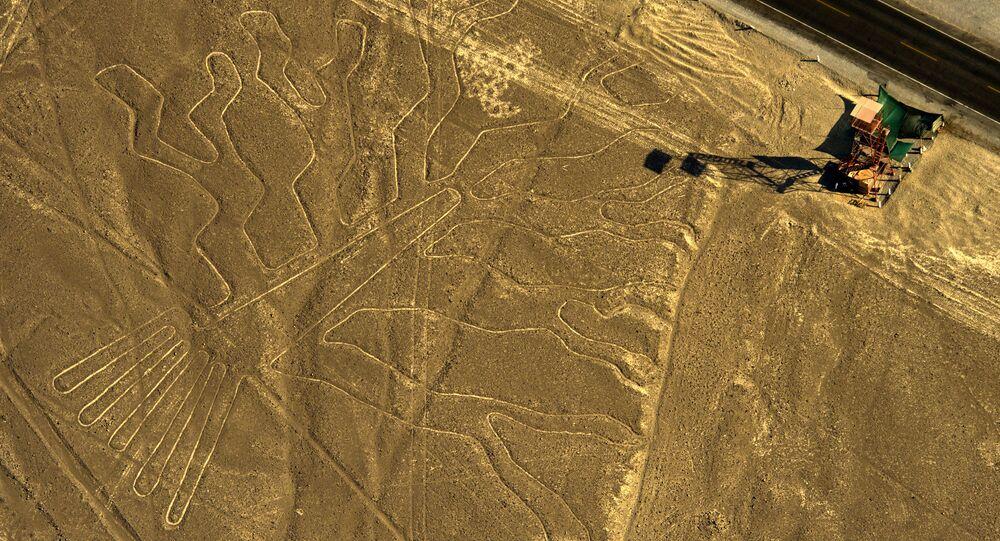 Peru-Nazca Çölü