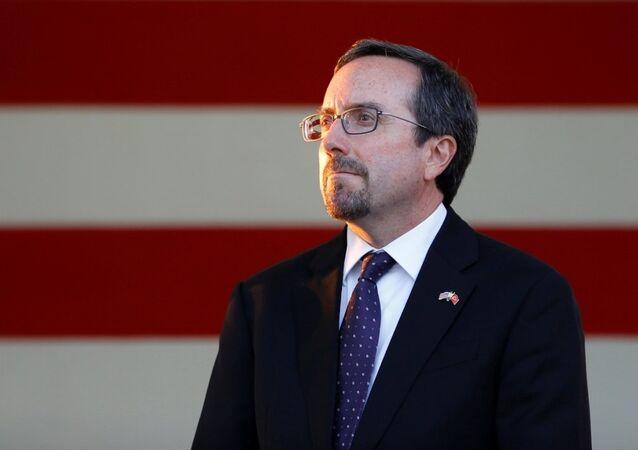 ABD'nin Ankara Büyükelçisi John Bass