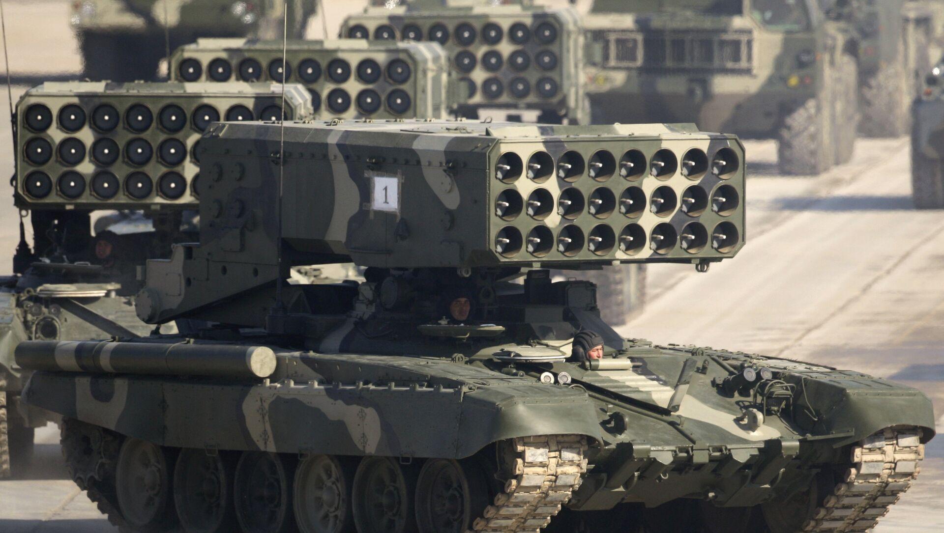 Rusya'nın en güçlü silahları.  - Sputnik Türkiye, 1920, 02.08.2021