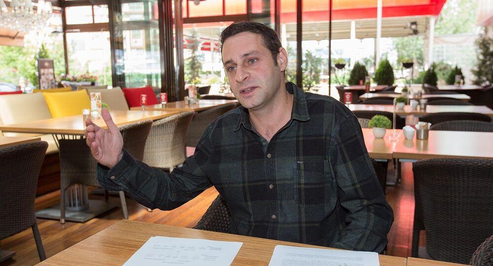 Kerem Kılıçdaroğlu