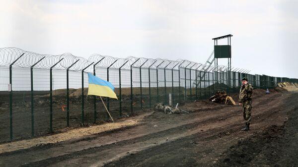 Ukrayna-Rusya sınırı - Sputnik Türkiye