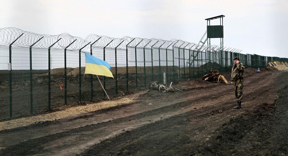 Ukrayna-Rusya sınırı
