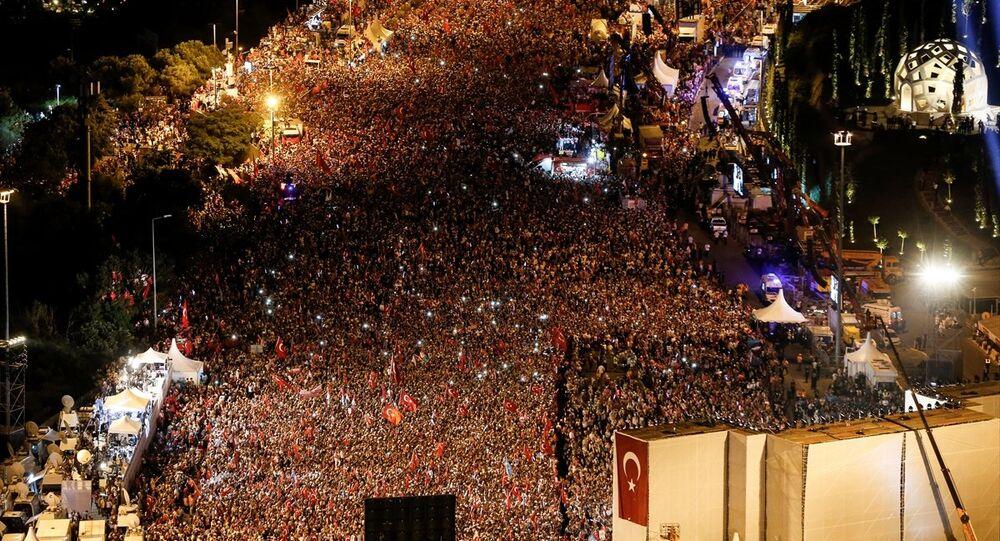 15 Temmuz'un 1. yıldönümü - İstanbul
