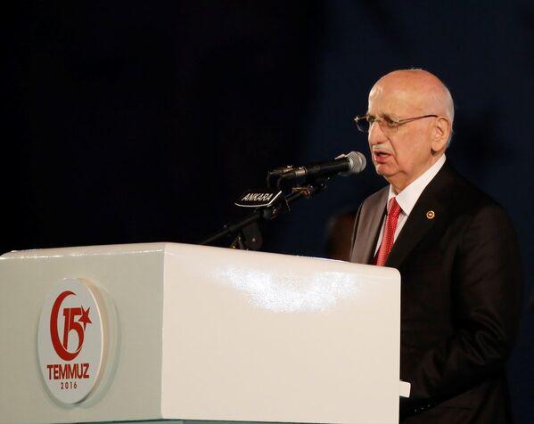 15 Temmuz'un 1. yıldönümü - Ankara - İsmail Kahraman - Sputnik Türkiye