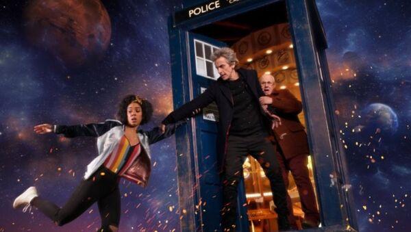 Doctor Who - Sputnik Türkiye