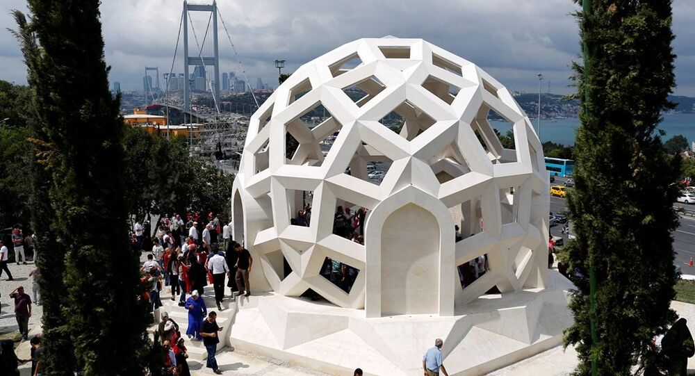 15 Temmuz anıtı - İstanbul