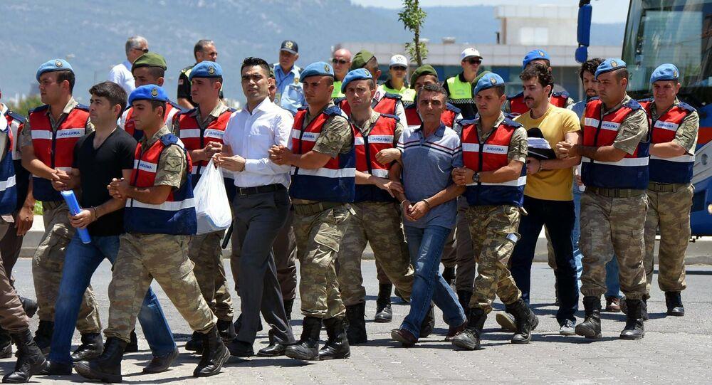 Erdoğan'a suikast davası