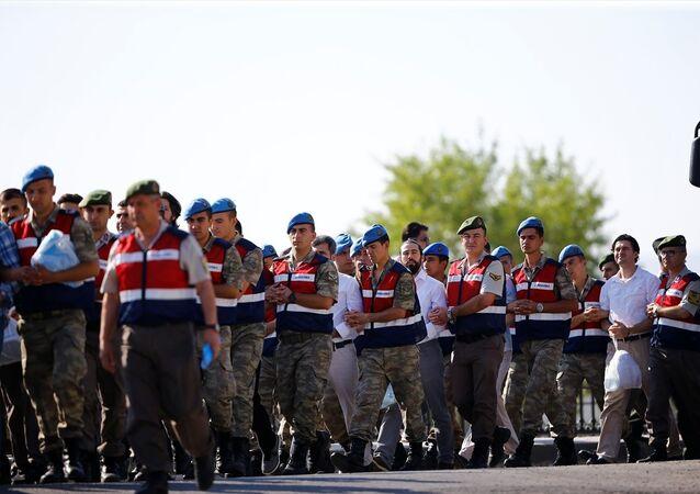 Erdoğan'a suikast girişimi davası