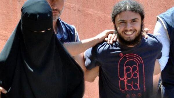 IŞİD militanı - Kılıçdaroğlu'na suikast girişimi - Sputnik Türkiye