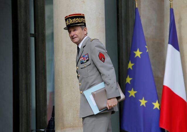 Fransa Genelkurmay Başkanı Pierre de Villiers