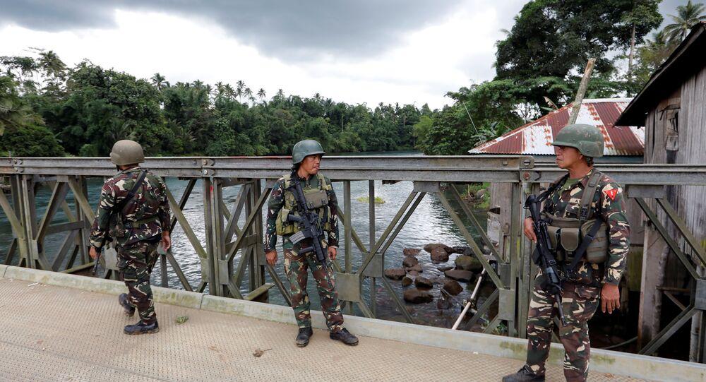 Filipinler-asker