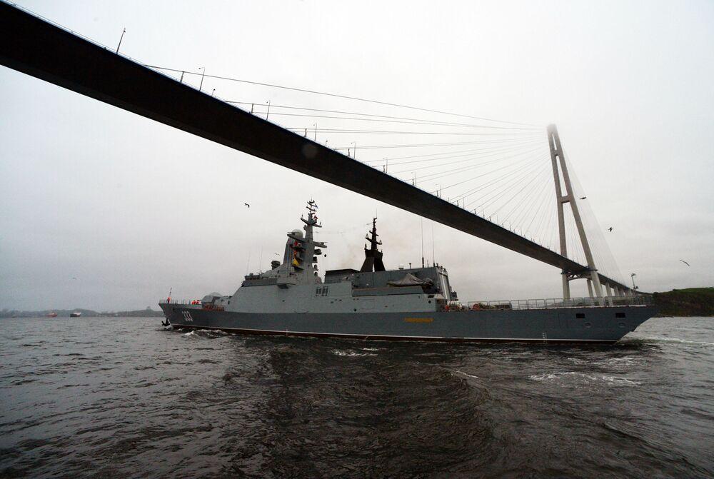 Rusya'nın Soverşenniy Korveti