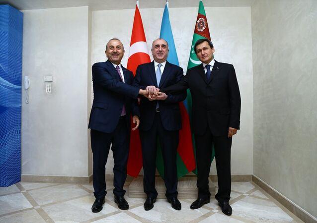 Türkiye-Azerbaycan-Türkmenistan Üçlü Dışişleri Bakanları 4. Toplantısı