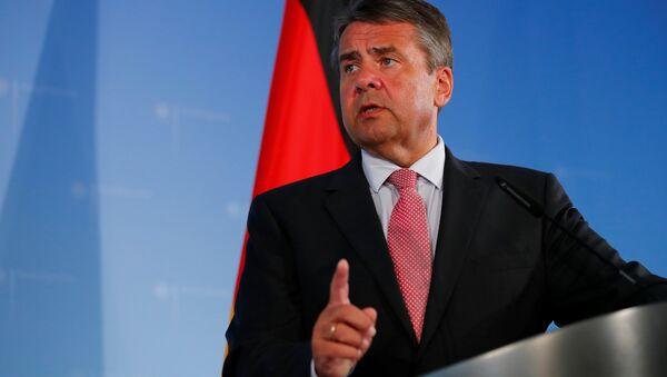 Almanya Dışişleri Bakanı Sigmar Gabriel - Sputnik Türkiye